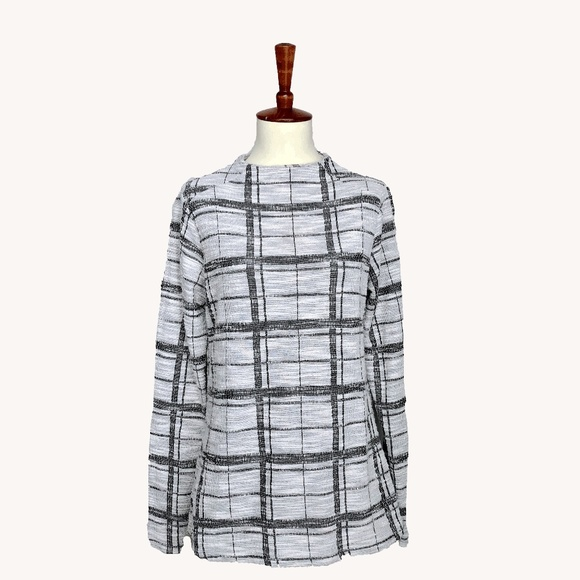 Anthropologie Tops - Plaid Top